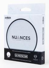 Cokin 82mm Nuances UV Protector Tornillo En Filtro