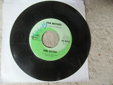 KING SISTERS four brothers / imagination STAR LINE   45