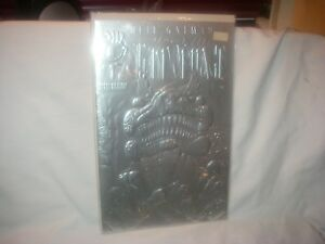 TEKNO COMIX NEIL GAIMAN'S TEKNOPHAGE STEEL EDITION # 1 BAGGED & BOARDED