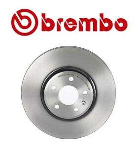 For Audi A4 A5 Quattro Q5 Front Left or Right Disc Brake Rotor 320mm PVT Brembo