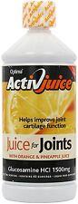 Activjuice Orange and Pineapple Glucosamine Cordial 1000ml