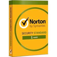 NORTON SECURITY 2018 * 1 PC * 1 Jahr * Vollversion * Standard * Lizenz