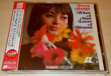 PERCY SLEDGE-WHEN A MAN LOVES A WOMAN-RMSTD CD 2014+JAPANESE OBI-NEW & SEALED