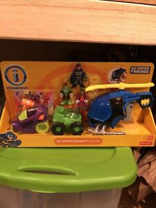 DC Super Friends Imaginext Gift Set, Fisher-price