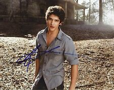 "~~ TYLER POSEY Authentic Hand-Signed ""TEEN WOLF"" 8x10 Photo ~~"