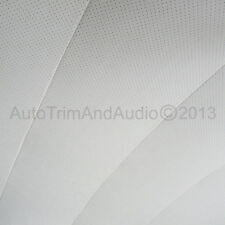 Classic Mini Headlining Kit (MK3 to MK6) - White Perforated Vinyl Leatherette