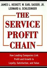 The Service Profit Chain: How Leading Companies Link Profit and Growth to: Used