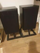 Vintage High End Ruark Sabre Hi fi Speakers