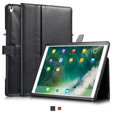 """KAVAJ iPad Pro 12,9"""" (2017) Ledertasche Case Huelle London schwarz"""