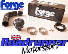 Forge Dump Valve Ford Focus ST225 Mk2 Blow Off Valve With Black Pipe FMFOCSTDVB