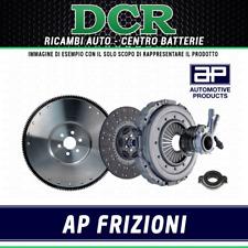 AP SFC47016 KIT FRIZIONE+VOLANO MONOMASSA+CUSCINETTO LANCIA ALFA ROMEO 1.9 JTD
