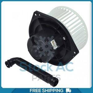 A/C Heater Blower Motor for Infiniti I35 / Maxima / Subaru Baja, Impreza, ... QU