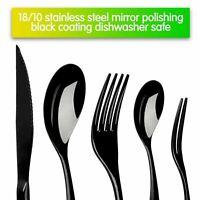 Silverware Set Flatware Cutlery Sets for 4 Stainless Steel Knife Fork Spoon