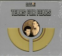 TEARS FOR FEARS-Colour Collection-Best Of CD-BRAND NEW-Still sealed