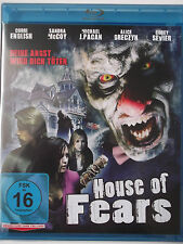 House of Fears - Horror Geisterbahn, Tod, Schrecken, Angst, Albtraum, C. English