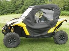 FULL CAB Enclosure w/ Clear LEXAN Windshield ~ Can-Am MAVERICK   New  3 Colors