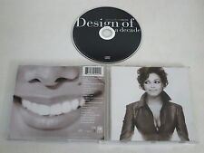 Janet Jackson / diseño OF A Decade 1986/1996 ( a&m 540 400 2) Cd Álbum