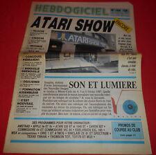 Magazine hebdogiciel [no 164 5 dec 86] no tilt atari msx amstrad * jrf