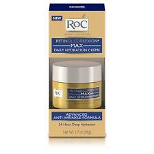 RoC Retinol Correxion Max Daily Hydration Creme,Deep wrinkle & anti-aging 1.7fl