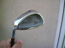 Nice King Cobra Oversize Left Hand Single 56* SW  Cobra Steel Shaft Stiff Flex