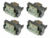4 DRUM Chip (13R579) for Xerox DocuColor 1632, 2240, 3535, C32, C40, M24 Refill