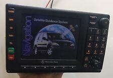 RA44210 OEM MERCEDES-BENZ ML-Class Navigation GPS Radio LCD Display CDTape