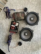 """Focal 130AS 5.25"""" 2 way Component Kit"""