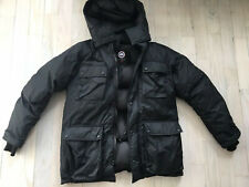 Canada Goose Manitoba Parka Black Label Large