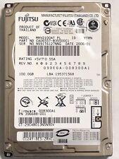 Fujitsu 100GB MHV2100AT CA06557-B3500C1 Hard + BONUS OFFICE 2010 H&B 407846-001