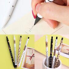 5pcs Cute 0.5mm Mechanical Pencil Automatic Pen Pencil School Office Supplies