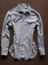 ERMENEGILDO ZEGNA Luxury Shirt Luxus Hemd Große 15.5 (39) Regular Fit; UVP 350 €