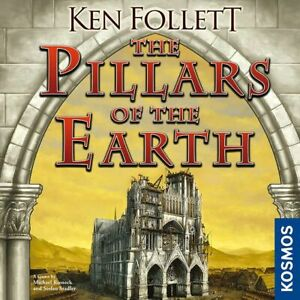 Pillars of the Earth - Board Game - Kosmos - NEW