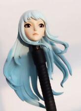 Original Effect 1:6th Female head Sculpt Sour Buster Yu Zhou F 27cm Teenie Body