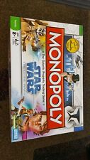 Monopoly Star Wars The Clone Wars Board Game 2008 Complete