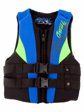 O'Neill Youth Life Vest: USCG Approved Neoprene PFD Lifejacket Kids 50-90 lbs