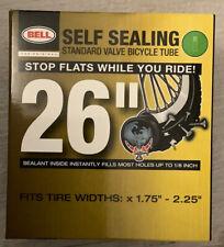 "Bell 26"" Self Sealing Bicycle Tube **Schrader/Standard Valve**Inner Tube**"