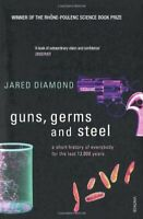 Guns, Germs And Steel NEW Diamond Jared