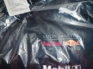 Aston Martin Red Bull Racing Mens Team T-Shirt  M New In sealed shop plastic bag