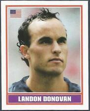 MERLIN-ENGLAND 2006 WORLD CUP- #328-UNITED STATES-USA-LANDON DONOVAN