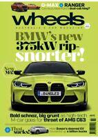 Wheels Magazine November 2020 - BMW New M4