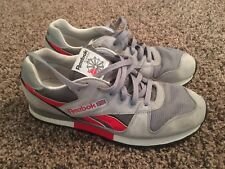 Reebok Classic Tennis Shoes 80s 90s Style Union Jack Flag