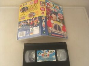 Noddy & The New Taxi (plus 5 other episodes) VHS Video UK PAL