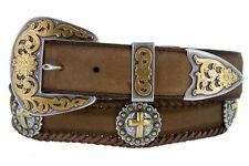 Herren-Gürtel mit Cowboy- & Western-Themen