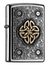 Zippo CELTIC KNOT Emblem  Collection 2016 neu 2004750