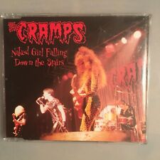 CRAMPS NAKED GIRL FALLING DOWN THE STAIRS CD SINGLE CREATION CRESCD 196 NM/NM