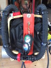 Modified Draeger Dolphin Rebreather