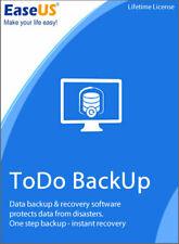 More details for easeus todo backup 13.2 iifetime key