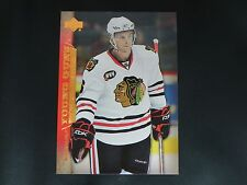 2007-08 Upper Deck UD Young Guns #211 Magnus Johansson Chicago Blackhawks RC