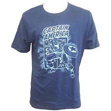 Marvel Cotton Loose Fit Singlepack T-Shirts for Men