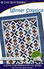 Winter Solstice Quilt Patte by Cozy Quilt Designs